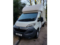 Citroen Relay LWB Luton Box Van - 500KG Tail Lift