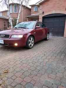 2005 Audi A4 Quattro $3500