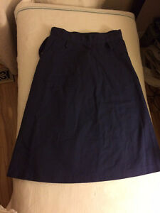 TLC School Uniform Skirt Adjustable Size