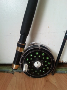 Fly rod for fishing