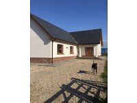 Dormer bungalow for sale £240.000.