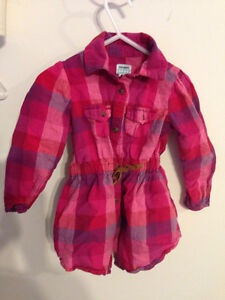 Adorable 18-24 month tunic style shirt