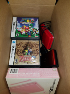 Nintendo DS Bundle - 1st Party Games at a Great Value