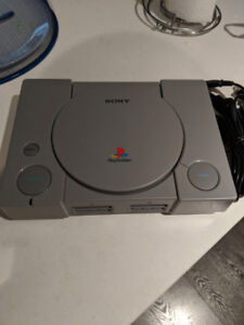 PlayStation 1 modded