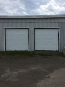 Warehouse 21'x 24' For Rent NOW located downtown, 500 sqft