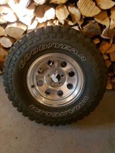 Jeep Tires And Rims 31X10.5 R15