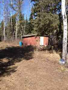 4.99 +/- acres in between Cold Lake and Lac La Biche