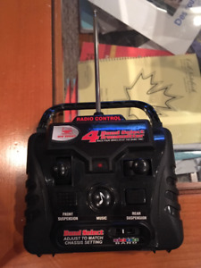 Very rare 49mhz New-Bright RC transmitter