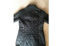 Barbour womens jacket size 10