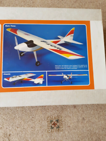 WOT 4 Classic Radio Control Model Aircraft Kit (Chris Foss)