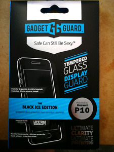 Unopened p10 tempered glass protector