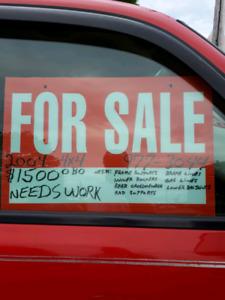 2004 Chevy silvarado