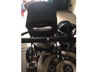 Maxi cosi mura pushchair and car seat £110