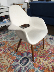 Chaise style Mid-century
