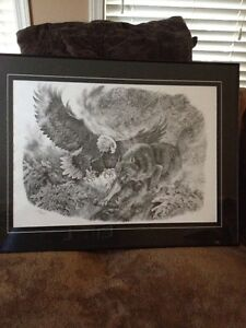 Various art work for sale