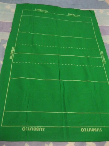 Subbuteo Table Rugby Pitch
