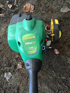 Feather lite 25cc Weed wacker works but needs carb kit