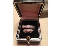 Genuine diamond rings
