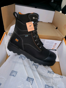 Timberland Pro work boots, composite toe size 12. Half price!!