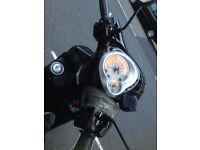 Yamaha xc115-s