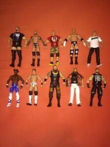 WWE Elite Lot $10-$20 each