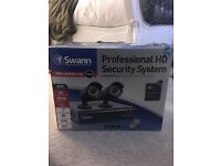 Brand new Swann pro-series hd cctv security system