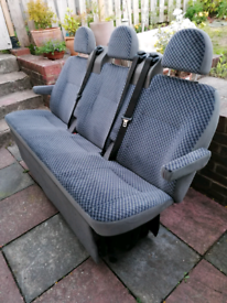 Ford transit tourneo rear seats