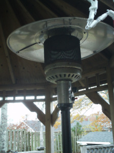 Paramount outdoor heater works good