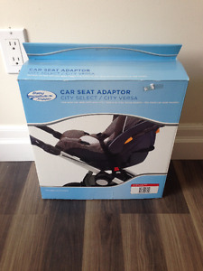 Car Seat Adaptor for Baby Jogger City Select and City Versa