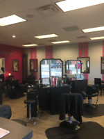 Chair rental stylist or nail tech