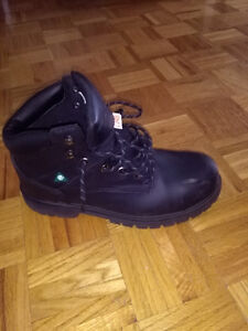 Steel Toed Safety Boots