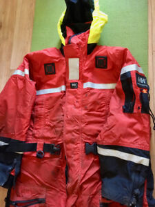Helly Hansen Industrial Floater Suit - size L - SOLD!!!