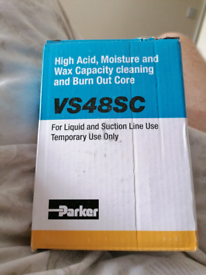 Parker VS48SC For Liquid and suction lines
