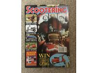 Scootering magazines