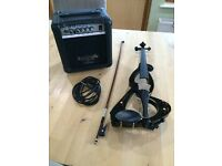 Electric Fiddle / Violin with Accessories