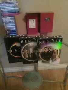 Heroes complete seasons 1 to 3 mint