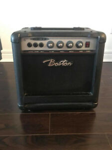 Selling an Amplifier Boston GB-15