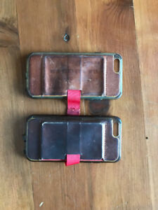 iPhone 6 Leather Credit Card & Shockproof Case