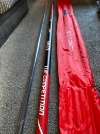11m brand new carp competition fishing pole-never used