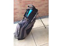 Taylormade Jetspeed Stand Bag with 5 dividers