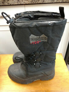 WindRiver Winter Boot, Mens size 7