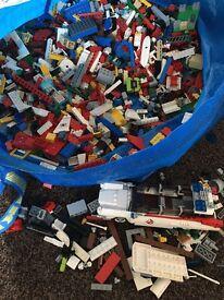 Lego mixed