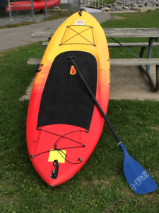 """10' 8"""" Inukshuk Stand Up Paddleboards with Paddle"""