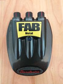 Danelectro guitar pedal.