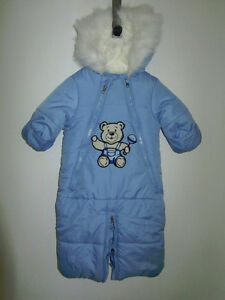 $5.00 Cherokee snowsuit- 3 to 6 month
