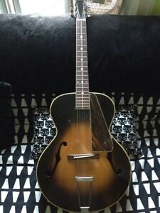 Cromwell Archtop 1930's Gibson Made