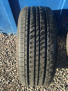 4 GEOSTAR NST 215 60 16 ALL SEASON SUMMER TIRES USED 1 SEASON