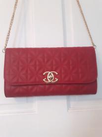 New Red handbag £ 5