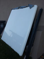 Chev/GMC Tonneau cover, located in Chase BC
