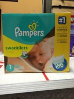 Couche pampers #1